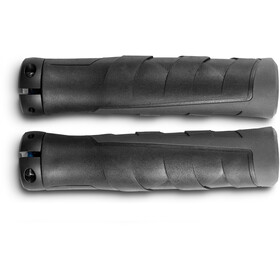 Cube Natural Fit Performance Grips, black´n´grey